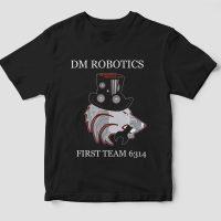 DM Robotics Wolfpack Tshirt Image