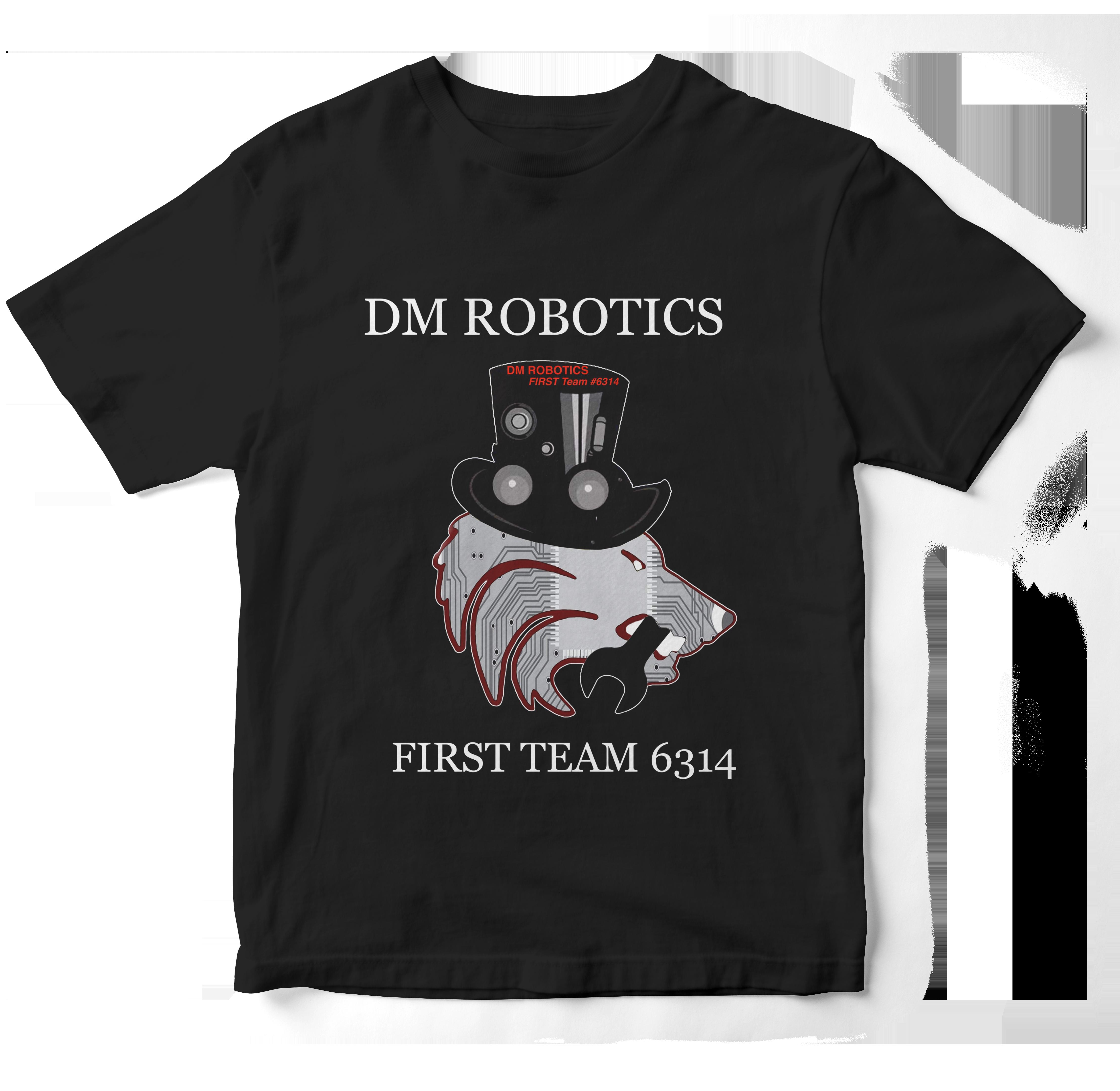 DM Robotics Wolpack Tshirt image